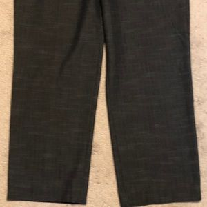 Sharagano Pants & Jumpsuits - Heather Black Dress Pants